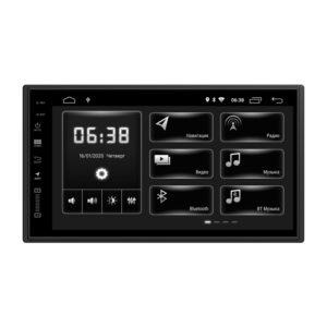 Универсальное головное устройство 2DIN INCAR XTA-7708 (Android 10)