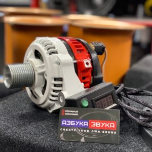 Генератор AC Alternators 180А, на ВАЗ передний привод