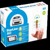Автосигнализация StarLine A63 v2 ECO