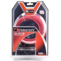 Nakamichi NK-WK110/набор проводов для подкл. 2х кан. усилителя 10Ga