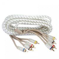 Межблочный 4RCA-4RCA кабель