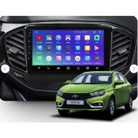 Штатная магнитола (ШГУ) на ОС Android Teyes CC2 Lite 1/16 LADA Vesta