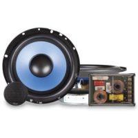 Купить акустика kicx TL 6.2 2-х полосные коаксиальные аудиосистемы с диффузором из полипропилена Екатеринбург.