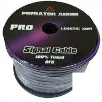 Межблочный кабель Signal cable PRO PREDATOR