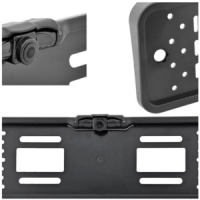 Камера в рамке номерного знака SWAT VDC-006