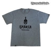 Dynamic State Футболка серый меланж SPARTA