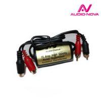 2-х канальный фильтр для подавления наводок на RCA кабели