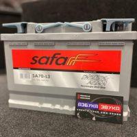 Аккумулятор Safa SA70-L3