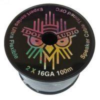 Акустический кабель Idol Audio 2х1,5 16ga OFC