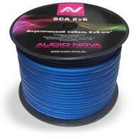 Кабель акустический Audio-nova SCA 2×6