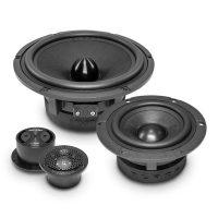 Автомобильные колонки Трехполосный комплект автомобильной акустики Black Hydra HBC-3.28