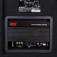 Активный сабвуфер Kicx GT310BPA