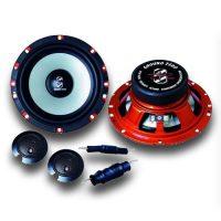 2-компонентная акустика Ground Zero GZIC 650X
