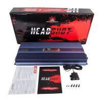 Автомобильный усилитель Kicx HeadShot 3500 Sport Mode