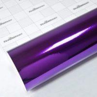 Пленка Зеркальный хром фиолетовый TeckWrap - Amethyst - CHM09E