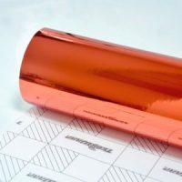Пленка Зеркальный хром оранжевый TeckWrap - Orange - CHM11E