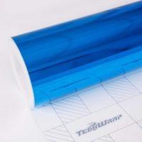 Пленка Зеркальный хром синий TeckWrap - Deep Sky Blue - CHM18E